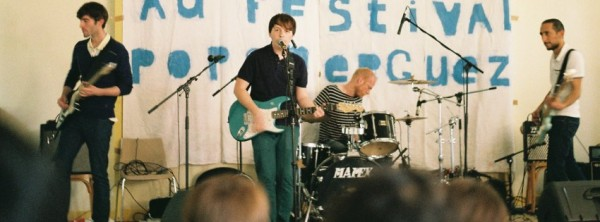 One of the bands you can read about in Piggledy Pop is Pale Spectres.