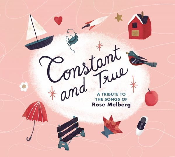 """Rose Melberg tribute album """"Constant and True"""""""